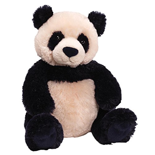 GUND Zi-Bo Panda Teddy Bear Stuffed Animal Plush, 12