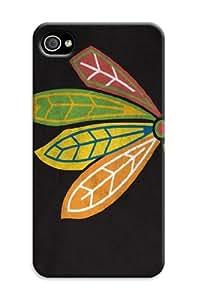 ArtPopTart Iphone 5/5S Protective Case,Fashion Popular Chicago Blackhawks Designed Iphone 5/5S Hard Case/Nhl Hard Case Cover Skin for Iphone 5/5S