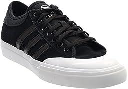 Adidas Men\'s Matchcourt Cblack/Cblack/Ftwwht Skate Shoe 9.5 Men US