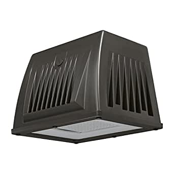 102W LED Alpha Wall Pak Pro Wall Light Replaces up to 400W MH