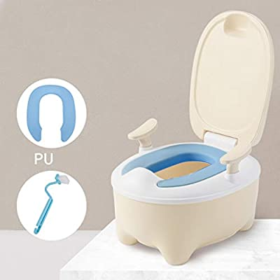 Fine Jccoz Travel Potty Chair With Armrests Thickened Soft Seat Evergreenethics Interior Chair Design Evergreenethicsorg