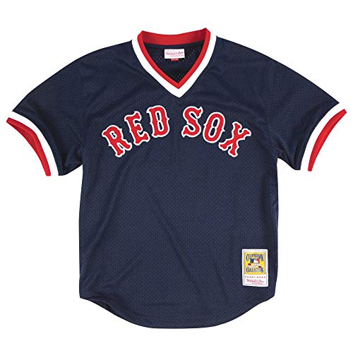a15394142d9 Red Sox Mitchell and Ness Products