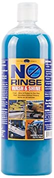 Optimum (NR2010G) No Rinse Wash & Shine - 1 Gallon