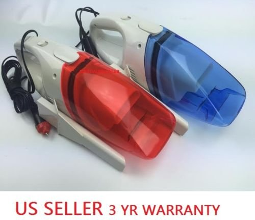 C21 12V Portable Vacuum Cleaner Wet & Dry Outdoor Mini Car Van Truck Boat RV, Used directly from the car lighter - Shop C21