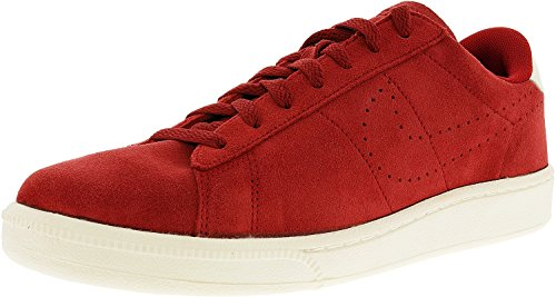Rojo 's NIKE Classic Suede Fitness Red Shoes Men Tennis Cs 5p5WAzr