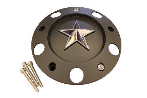 KMC XD Series Rockstar Matte Black Center Cap 371L152 371L152-YB001 FD.09.026 (Kmc Rockstar Rims)