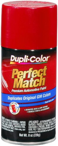Dupli-Color EBGM05197 Victory Red General Motors Exact-Match Automotive Paint - 8 oz. Aerosol