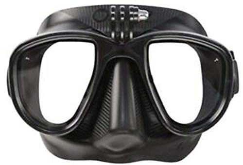 Mimetic Mask - Omer Alien Mask with GoPro Action Camera Mount Freediving