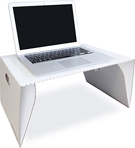 Lapdeck Portable Folds Recyclable White product image