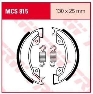 Bremsbacken Vorne Links XL 500 R PD02 130x25mm