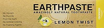 Redmond Trading Company Earthpaste? Toothpaste Lemon Twist -- 4 oz