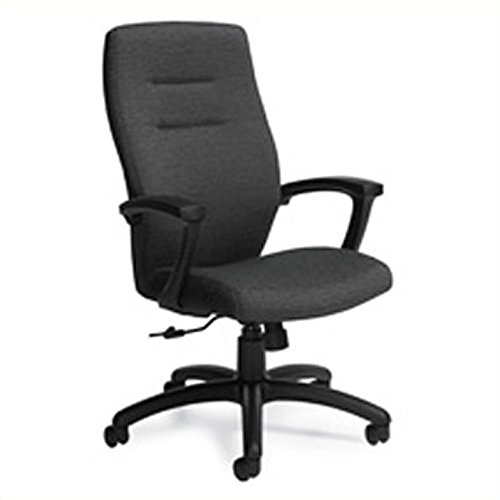 (Global Synopsis High-Back Chair, 43 1/2