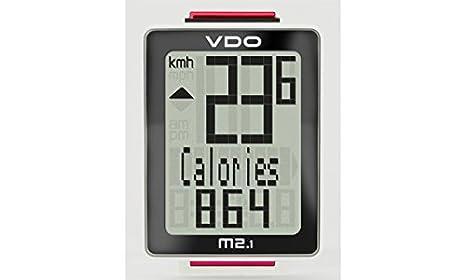 707841576 VDO m2.1 ciclo ordenador: Amazon.es: Deportes y aire libre