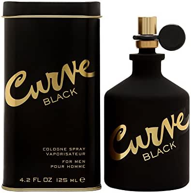 Liz Claiborne Curve Cologne Spray for Men, 4.2 Ounce