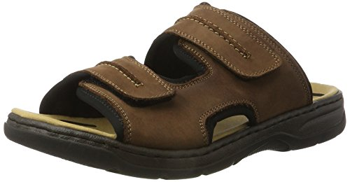 Rieker Unisex Slipper Marrone/Black Size 43 M EU for sale  Delivered anywhere in USA