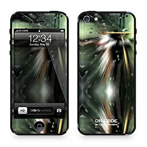 "CECT STOCK El Código Da ™ Skin para iPhone 4/4S: ""Patrón Rush"" (Abstract Series)"