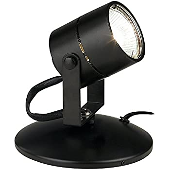 Mainstays Spotlight Accent Lamp, Black - - Amazon.com