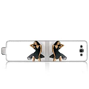 Bondever Halle Berry PU Leather Cases for Samsung Galaxy S3