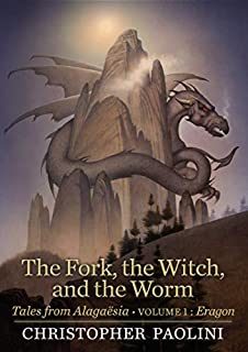 Book Cover: The Fork, the Witch, and the Worm: Tales from Alagaësia