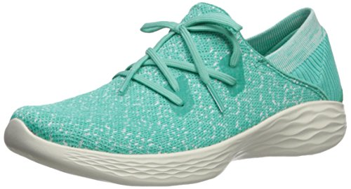 Skechers Womens You-14964 Sneaker Mint