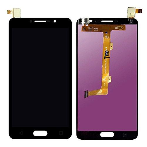 For Alcatel Pop 4s 5095 5095B 5095I 5095K 5095L Flash Plus 2 LCD Screen Digitizer Black Only FBA
