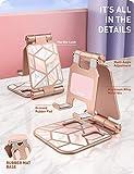 i-Blason Cell Phone Stand, Foldable Adjustable