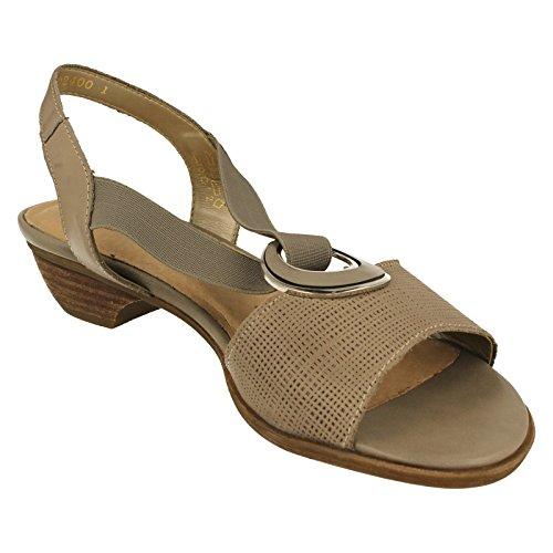 Sandaalit Naiset Harmaa Remonte R0855 Älykäs n06gq74