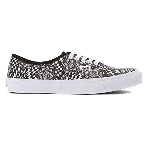 fast delivery cheap online Vans Unisex Authentic (Kendra Dandy) Skate Shoe Checker Kaleidoscopetrue White sale tumblr marketable cheap online rRBMJwj