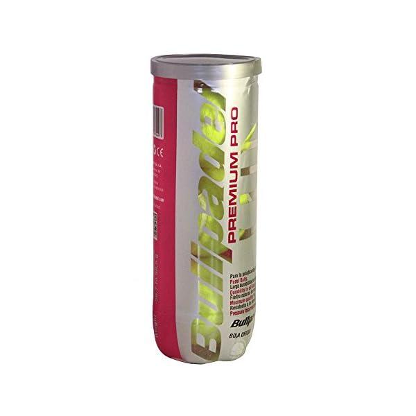 Bull Padel Premium PRO–Pentola di 3Palline da Tennis Bullpadel 1 spesavip