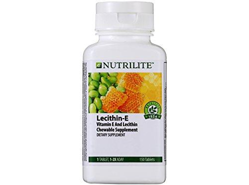 1 x Amway Nutrilite Lecithin-E ( 150 tab )