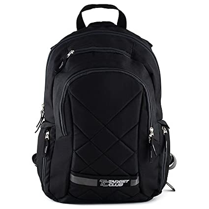 Target Sac à Dos Enfants Club High School 48 cm (Noir) rJbGx6