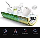 Mini USB Portable Dishwasher,Green Ultrasonic Mini