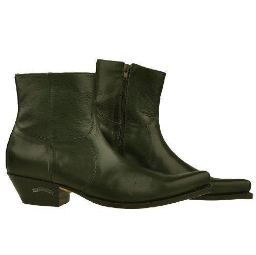 Sendra bottines 5200 vert bottes homme