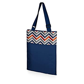 Picnic Time Vista Outdoor Picnic Blanket Tote, Vibe Collection
