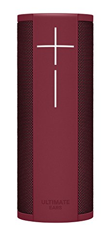 Click to buy Ultimate Ears MEGABLAST Portable Wi-Fi / Bluetooth Speaker with hands-free Amazon Alexa voice control (waterproof) - Merlot - From only $299.99