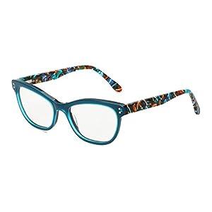 Transition Photochromic Progressive Reading Glasses Multi Focus No Line Gradual +Rx Farsighted Varifocal Men Women UV400 Trendy Sunglasses (+125, blue)