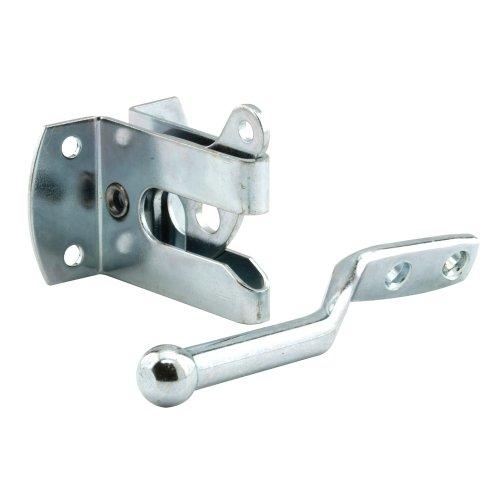 Prime-Line Products U 9017 Gate Latch and Strike Set - Gravity Gate Latch
