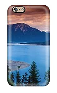 Iphone 6 Case Cover Cool Autumn Lake Evening Sky Case - Eco-friendly Packaging