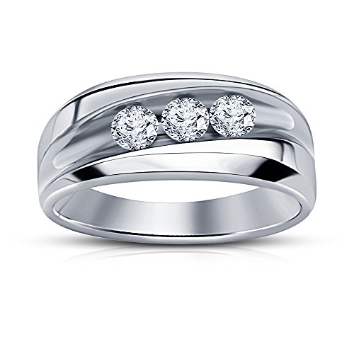 tvs-jewels-mens-engagement-wedding-three-stone-band-ring-in-925-sterling-silver