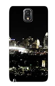 Exultantor High Quality Cincinnati Reds Mlb Baseball 13 Case For Galaxy Note 3 / Perfect Case For Lovers