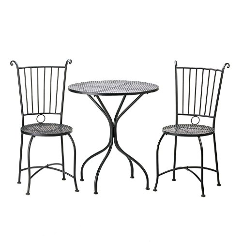 Home Locomotion Garden Patio Table and Chair Set