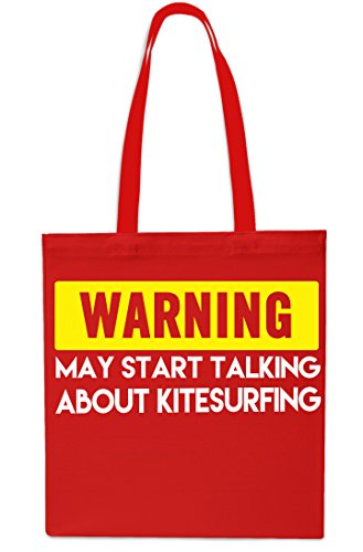 Compras Advertencia Asas Empezar Bolsa De X38cm 42cm Playa Litros Hablar De 10 Kitesurf Puede roja Gimnasio A Zafiro De x0n0qHrgw