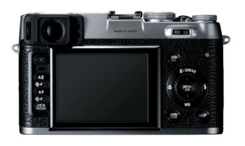 Fujifilm X100 12.3 MP APS-C CMOS EXR Digital Camera with 23mm Fujinon Lens and...