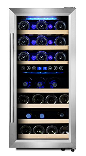 50 Bottle Wine Cooler - 8