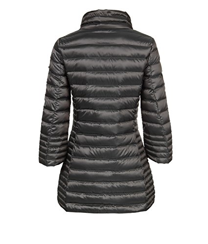 Jacket Woman 4 for Sleeve 3 Antracita Puffer Jackie REFRIGIWEAR Oscura 5Ipwq7v7