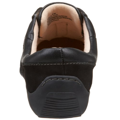 Naturalizer Mujeres Carlo Walking Shoe Black
