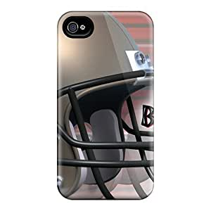 Unique Design Iphone 4/4s Durable Tpu Case Cover Tampa Bay Buccaneers