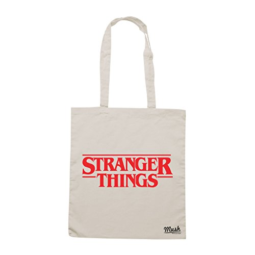 Borsa STRANGER THINGS - Panna - FILM by Mush Dress Your Style