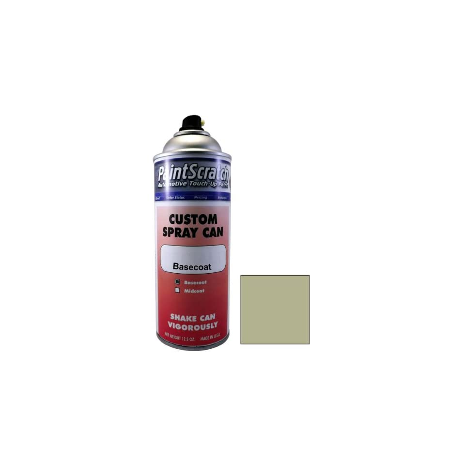 12.5 Oz. Spray Can of Mineral Gray Pri Metallic Touch Up Paint for 2003 Lincoln Navigator (color code TK/M7020/M7026) and Clearcoat