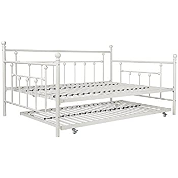 full size trundle bed white sets this item manila daybed twin metal frame plans
